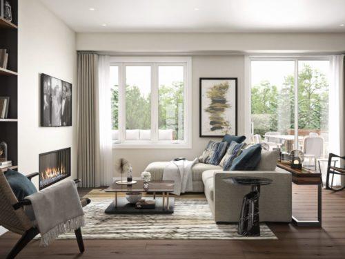 WestPost living room